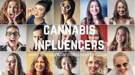 Cannabis Influencers - Discount Cannabis Seeds