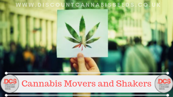 Cannabis Movers and Shaker - Discount Cannabis Seeds