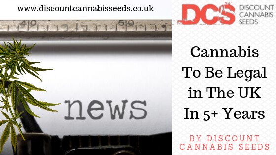 Cannabis to be Legal in the UK - Discount Cannabis Seeds
