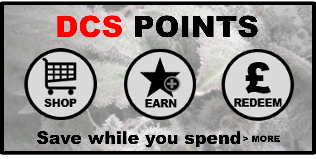 DCS POINTS | Discount Cannabis Seeds
