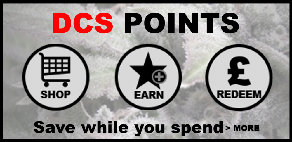 DCS POINTS - Discount Cannabis Seeds