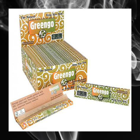 Greengo Papers - Discount Cannabis Seeds
