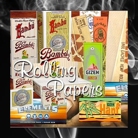 Rolling Papers & Tips - Discount Cannabis Seeds