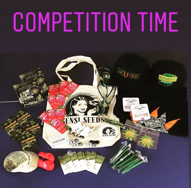 Cannabis Seeds Competition from Discount Cannabis Seeds