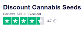 Discount Cannabis Seeds and Trustpilot
