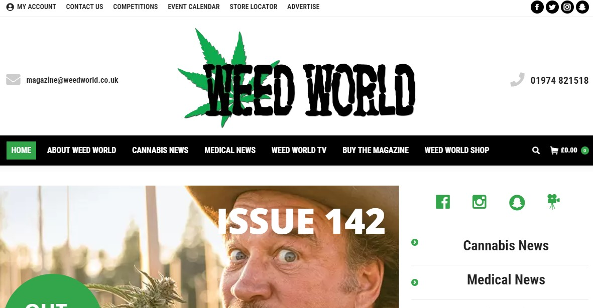 Weed World - Discount Cannabis Seeds