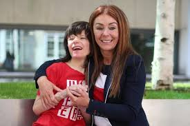 Billy Caldwell & Mum