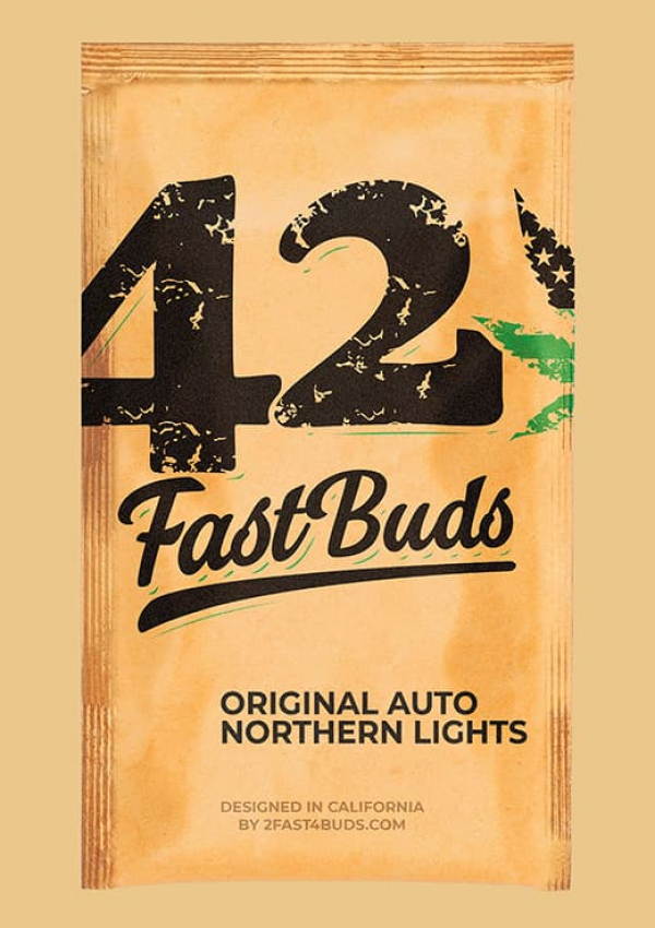 Auto Northern Lights Feminised Cannabis Seeds | Fast Buds Originals