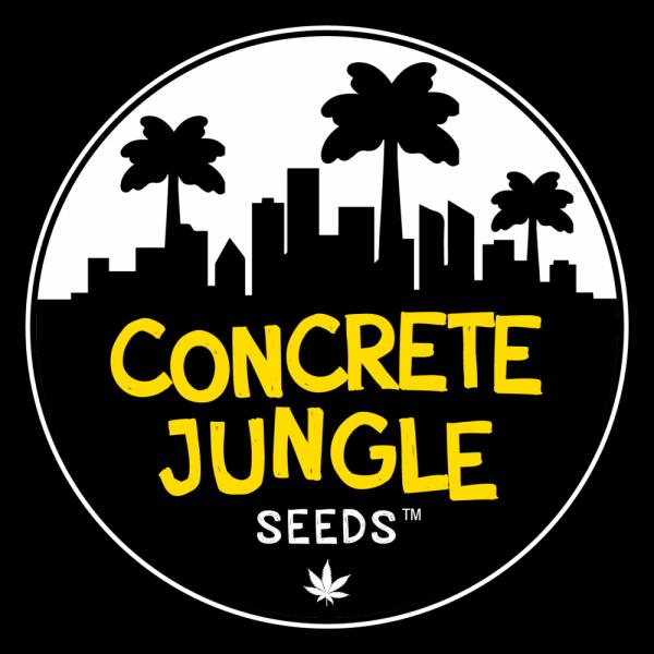 Concrete Jungle Seeds | Discount Cannabis Seeds