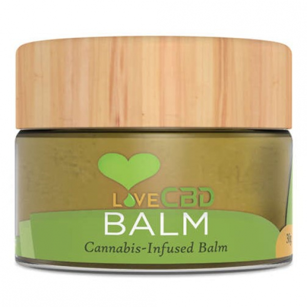 Love CBD Balm - Discount Cannabis Seeds