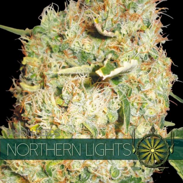 Northern Lights Feminised Cannabis Seeds