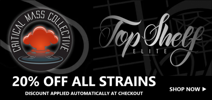 Top Shelf Elite - Discount Cannabis Seeds