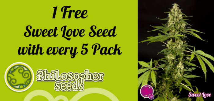 Philosopher Seeds Promotion | Discount Cannabis Seeds