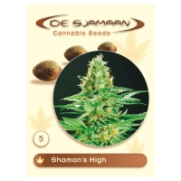Shaman's High Feminised Cannabis Seeds