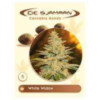 White Widow Regular Cannabis Seeds