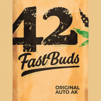 Auto AK Feminised Cannabis Seeds | Fast Buds Originals