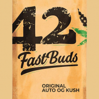 Auto OG Kush Feminised Cannabis Seeds | Fast Buds Originals
