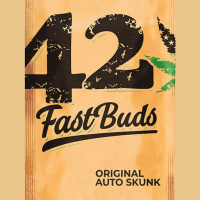 Auto Skunk Feminised Cannabis Seeds | Fast Buds Originals