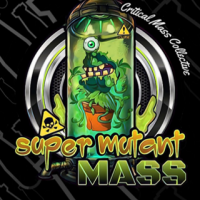 Auto Super Mutant Mass Feminsed Cannabis Seeds | Critical Mass Collective Seeds
