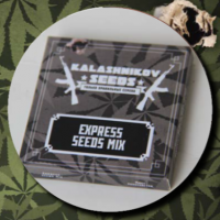 Express Mix Pack Feminised Cannabis Seeds   Kalashnikov Seeds