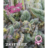 Zkittlez Feminised Cannabis Seeds - Growers Choice